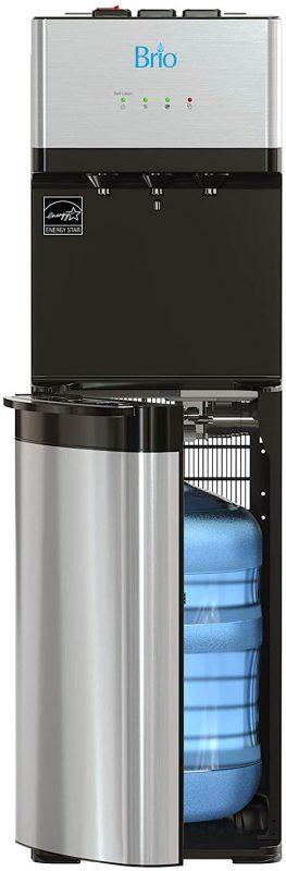 Brio Ceramic Countertop Water Dispenser With 3 Temperature