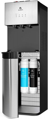 Self-Cleaning Water Dispenser By Avalon A5