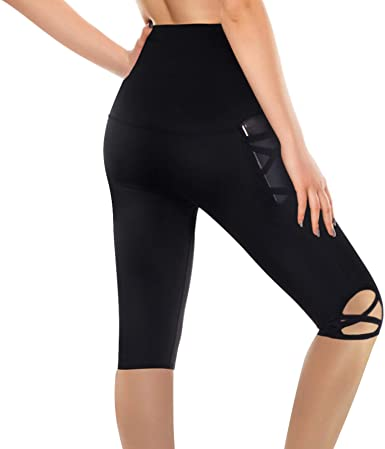 Rolewpy High Waist Workout Leggings for Women
