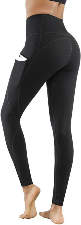 Lingswallow High Waist Yoga Pants