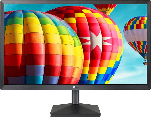 LG With 21.5 Inches For Full HD Monitor Comes With AMD Freesync