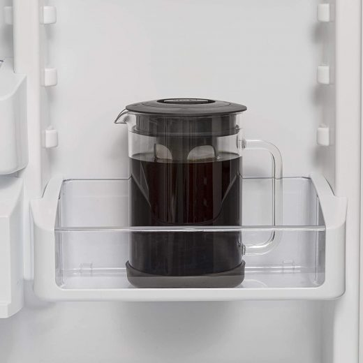 Primula Pace Cold Brew Iced Coffee Maker with Durable Glass Pitcher and Airtight Lid