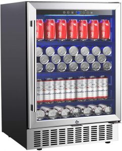 Aobosi Stainless Steel Beverage Cooler