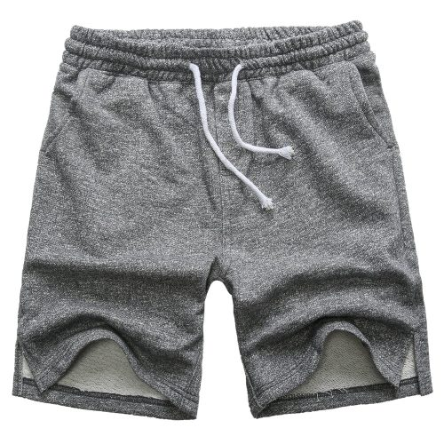 Manwan walk Men's Classic-Fit - Elastic Jogger Shorts