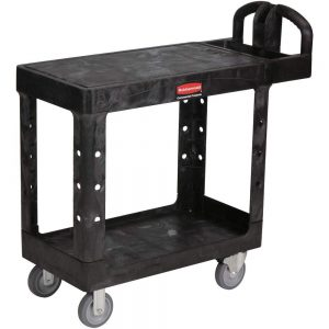 Rubbermaid FG450500 Service Cart