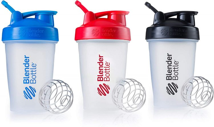 Classic Loop Top Shaker Blender Bottle