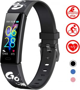 Mgaolo Slim Fitness Tracker Watches