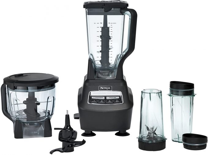 Ninja BL770 Smoothie Blender