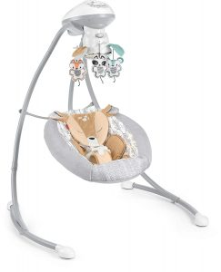 Fisher-Price Sweet and Elegant Baby Swing for infant