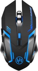 A Power-Saving Wireless Gaming Mouse