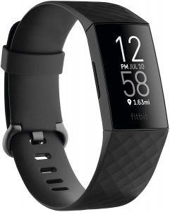 The Charge 4 By Fitbit For Heart Rate, Sleep, And Workout Tracker