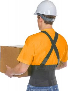 Best Lower Back Brace For Industrial Work