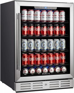 175 Cans Capacity Of Kalamera Refrigerator For Beverage