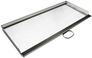 Stanbroil Cast Stainless Steel Replacement Cooking Griddle
