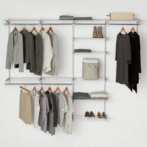 Wardrobe Closet With Several Sizes