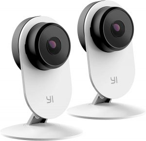 YI Smart Home Camera Indoor Come With 2 Pack