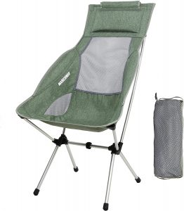 A Lightweight Backpack Lounge Chair By MARCHWAY