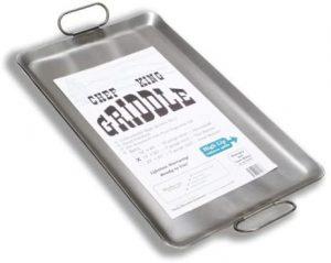 7 Gauge Steel Griddle offered by Chef King