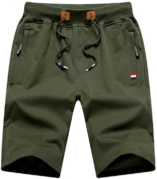 MO GOOD Mens Casual Shorts