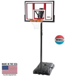 Lifetime 90491 Portable Basketball System
