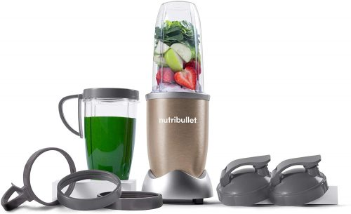 NutriBullet Pro - 13-Piece High-Speed Smoothie Blender