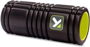The Trigger Point GRID Foam Roller Back Crack