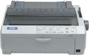Epson LQ-590 24-Pin Dot Matrix Impact Printer