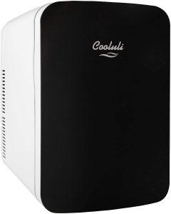 Cooluli Nice Portable Cooler Warmer Mini Fridge