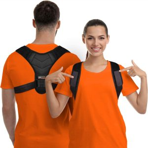 Posture Corrector To Have A Nice Posture, Straighten Your Back And Relief Pain For Neck, Shoulder, And Back