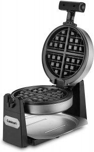 A Mini Cuisinart Mini Waffle Maker