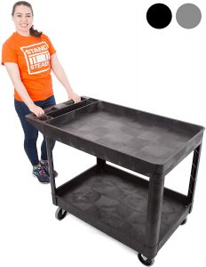 Stand Steady Heavy-duty Service Cart