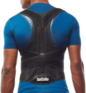 Lower Back Brace For Both Men And Women To Correct Posture