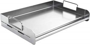 Charcoal Companion Stainless Steel Griddle CC6305 Model