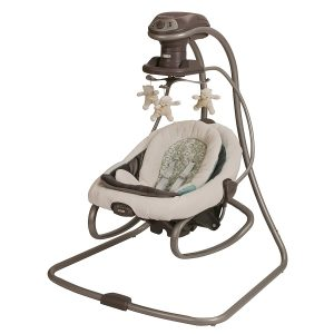 Graco DuetSoothe Best Baby Swing and Bouncer for infant