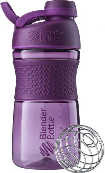 Sport Mixer Twist Blender Bottle