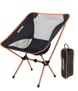 MARCHWAY Ultralight Backpack Lounge Chair