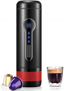 CONQUECO Portable Electric Espresso Maker
