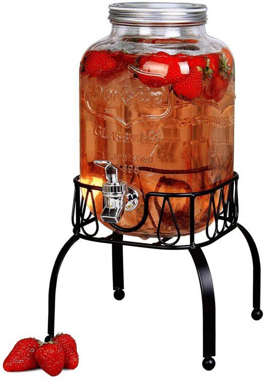 Estilo Water Dispenser Stand For One-Gallon Beverage Drink