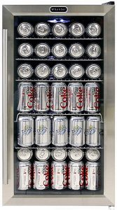 The Amazon's Choice Of Stainless Steel Beverage Cooler From Whynter