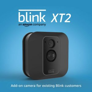 Both Outdoor And Indoor Home Security Camera By Blink XT2