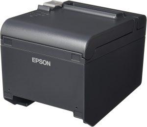 Epson TM-T20II Direct Thermal Printer USB - Monochrome