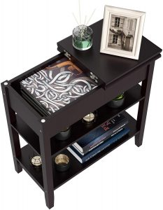 VECELO Modern Night Stand