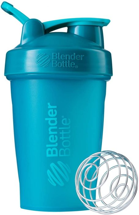 Blender Bottle Classic Loop Top Shaker Bottle, 20-Ounce