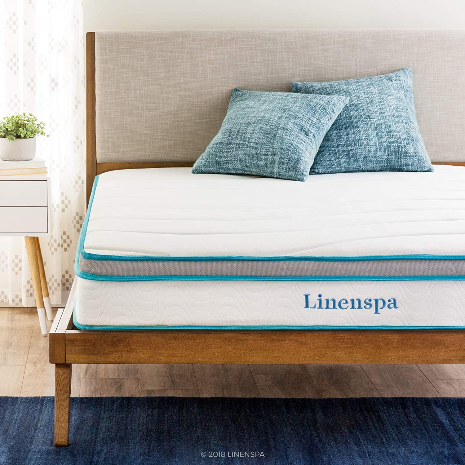 Linenspa Cozy Foam Mattress