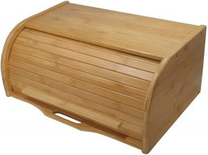 Large Wooden Box For Bread