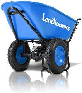 Landworks Electric Wheel Barrel