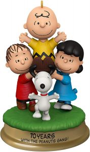 Hallmark Keepsake's Christmas Charlie Brown Ornament