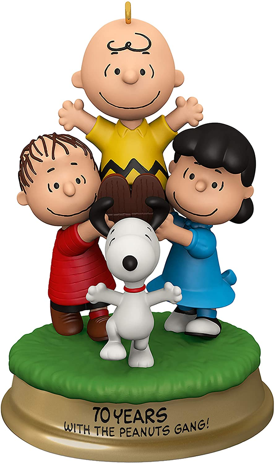 Hallmark Keepsake's Christmas Charlie Brown Ornament