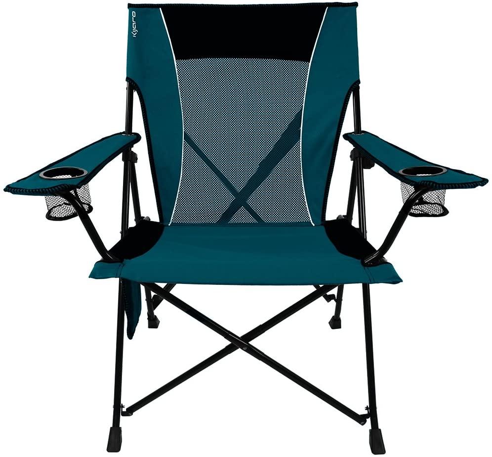 Kijaro Super Comfortable Portable Camping Chair