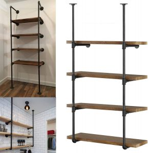 Yuanshikj Wall Storage Shelf